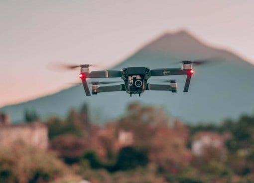 Revolution der Mobilität mit Hilfe von Drohnen