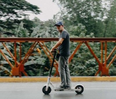 Sind E-Scooter prädestiniert für Unfälle?